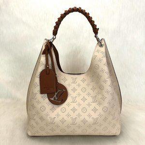 Louis Vuitton Carmel  %100 genuine leather